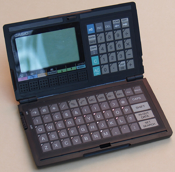 electronic personal journal